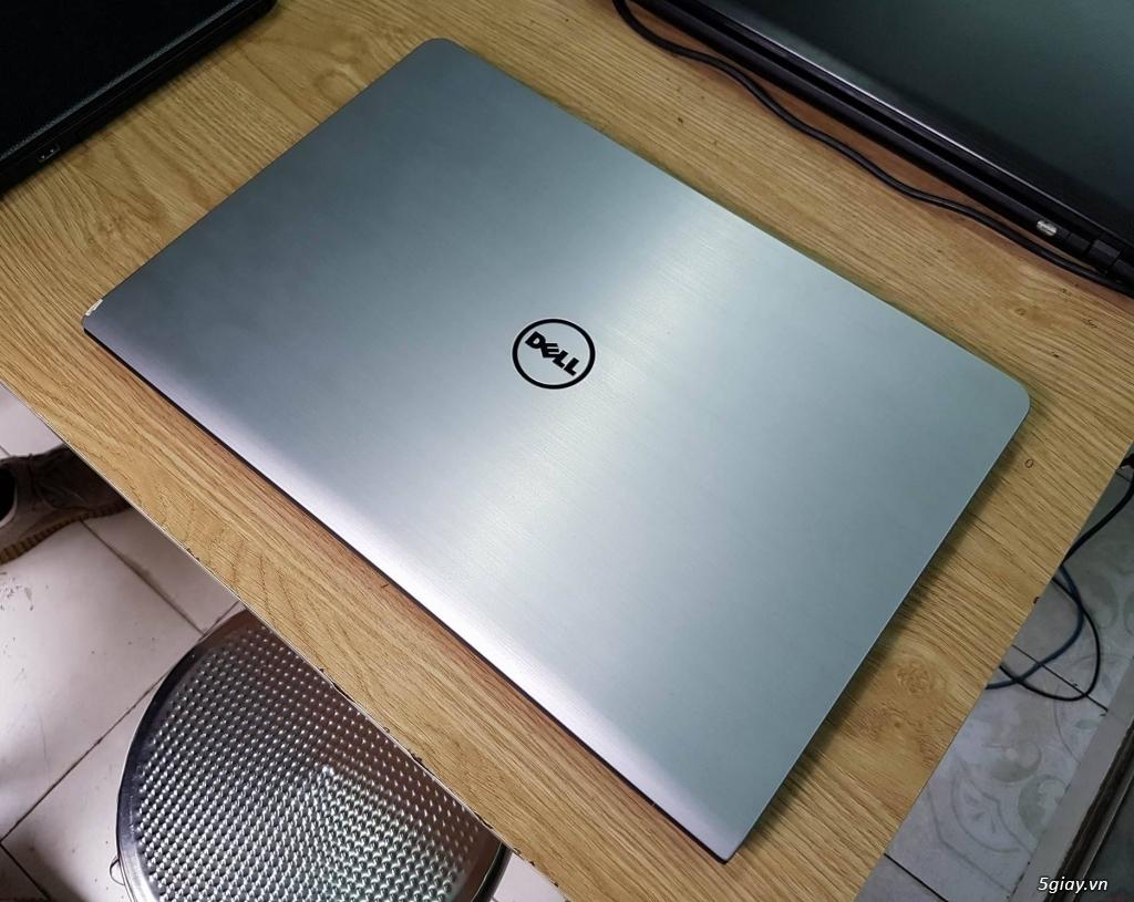 Dell 5547 Nhôm i5-4210U/RAM 4G/ổ 500G/Cạc rời 2G/Màn 15.6 - 2