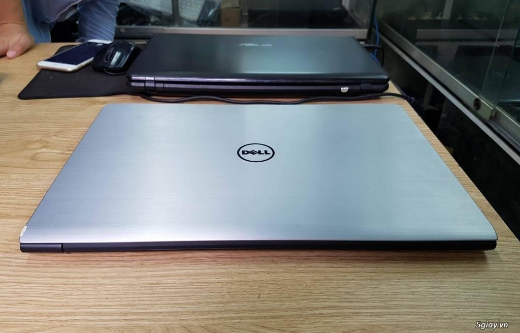 Dell 5547 Nhôm i5-4210U/RAM 4G/ổ 500G/Cạc rời 2G/Màn 15.6