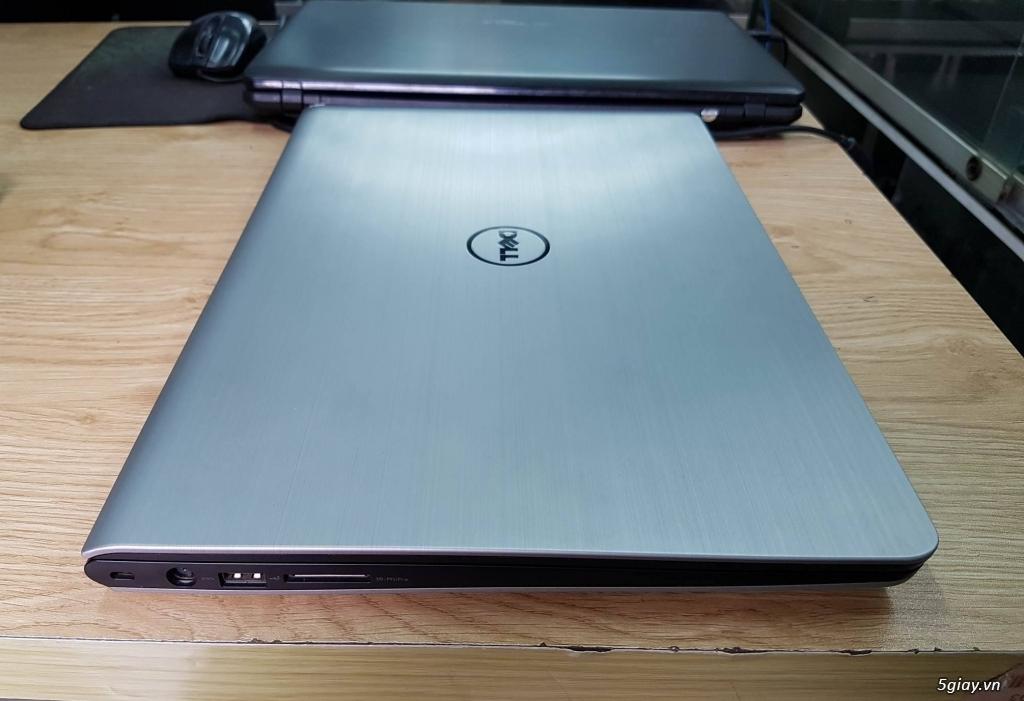 Dell 5547 Nhôm i5-4210U/RAM 4G/ổ 500G/Cạc rời 2G/Màn 15.6 - 1