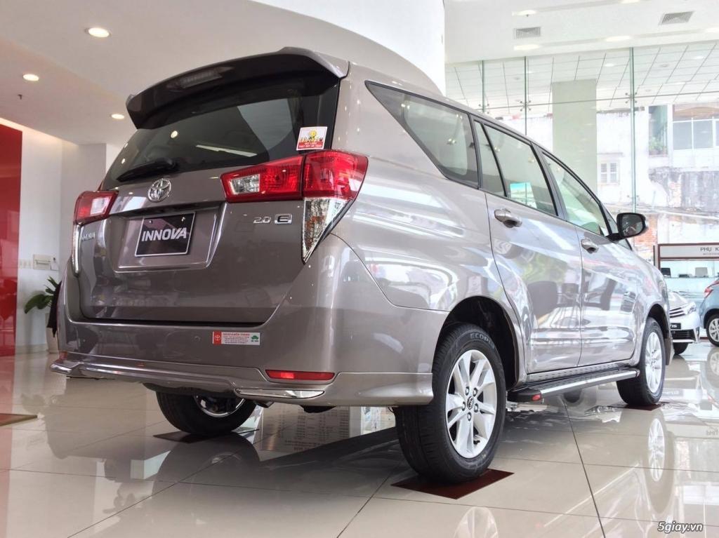 Toyota Innova ưu đãi 50 triệu cho mùa hè này - 3