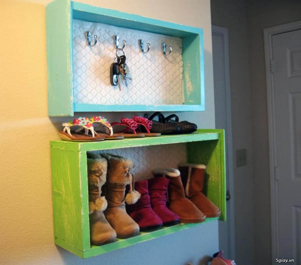 Ý tưởng sáng tạo tận dụng những chiếc ngăn kéo tủ cũ - 197511