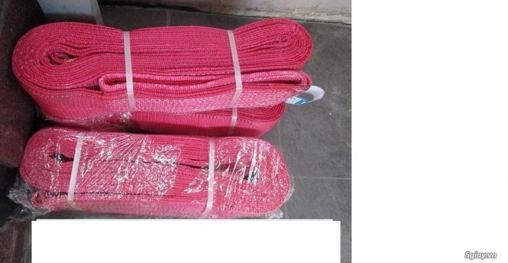 0913146682- Đại lý cáp vải,cáp vải bản dẹt/ tròn Hàn Quốc từ 1 tấn đến