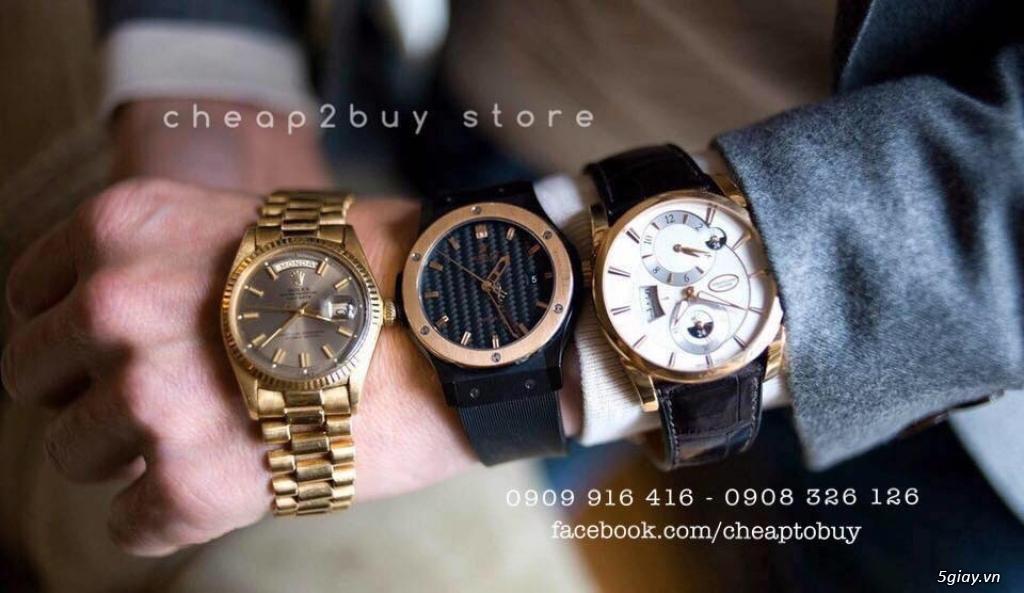 Đồng hồ chính hãng giá cực tốt, số lượng có hạn nhanh tay các bạn ơi!