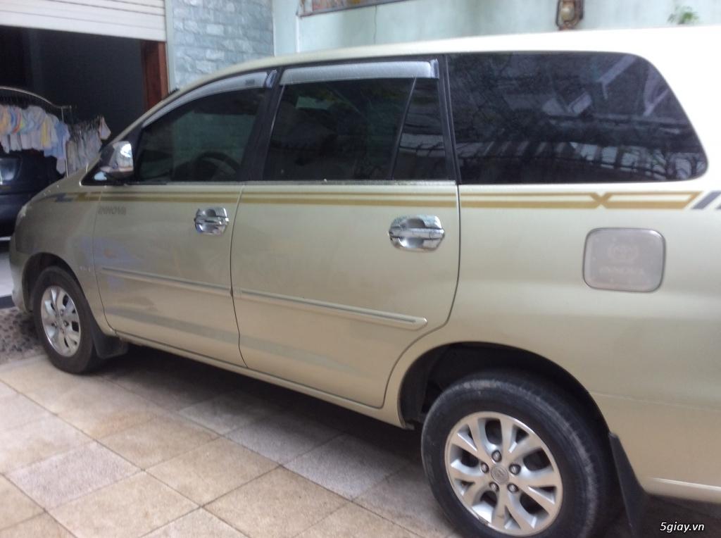 Toyota Innova G cuối 2006 - 6