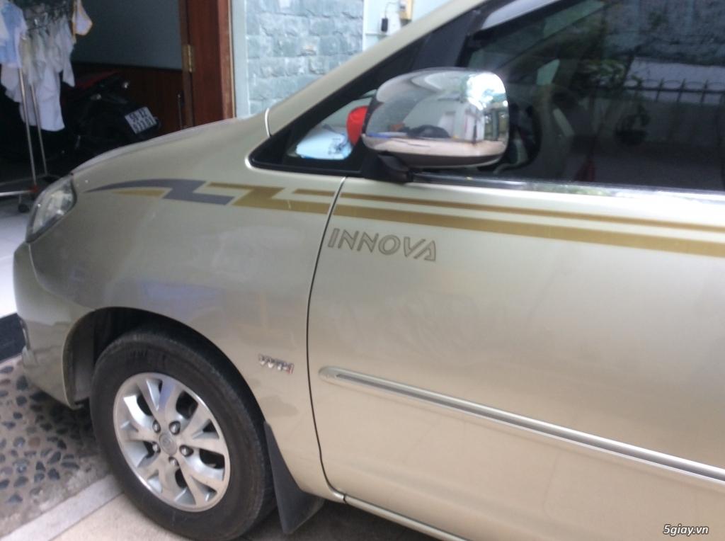 Toyota Innova G cuối 2006 - 9