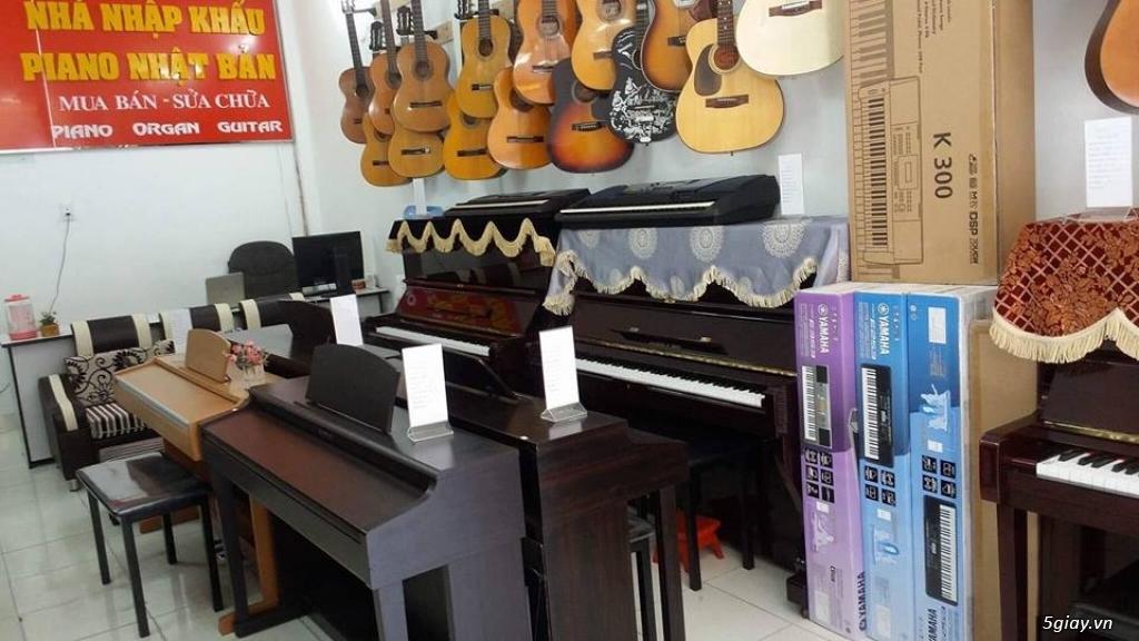 Dạy Piano Organ đệm hát - 2