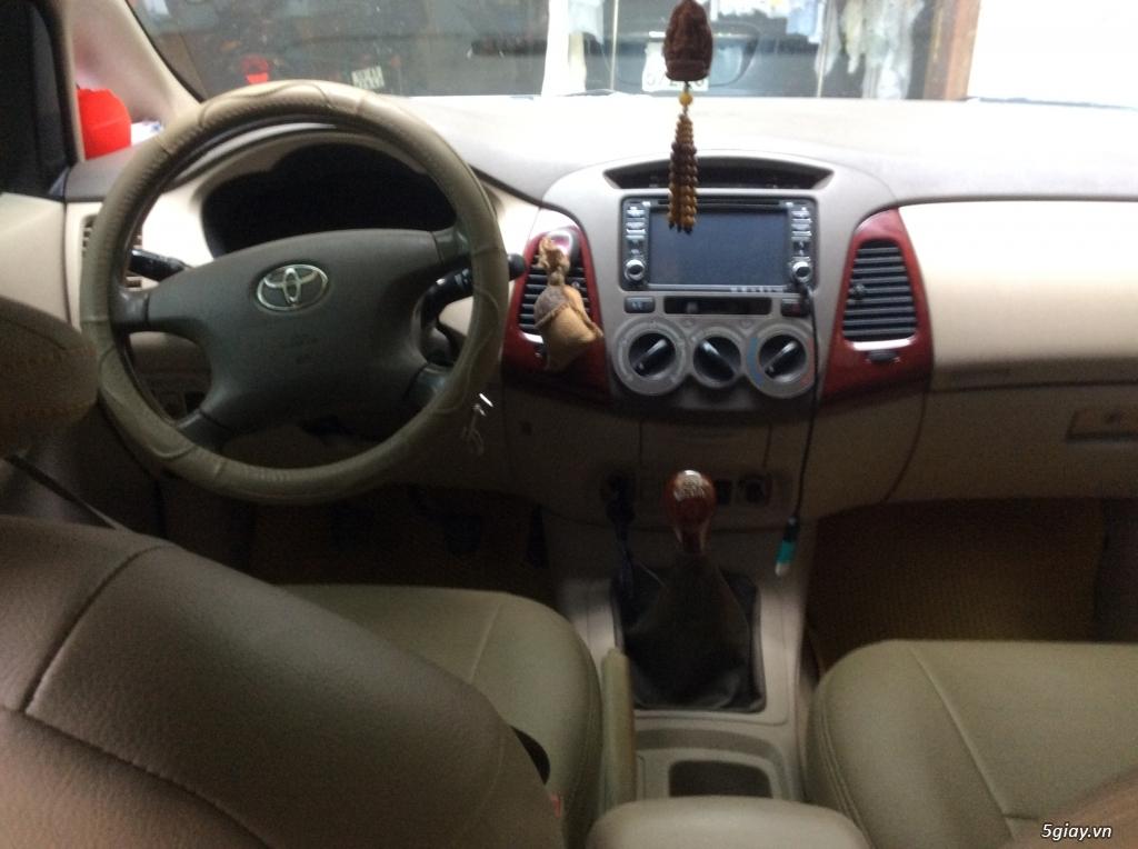 Toyota Innova G cuối 2006 - 7