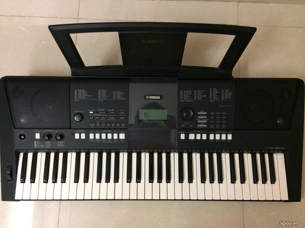 Cần bán đàn organ Yamaha mới 98%