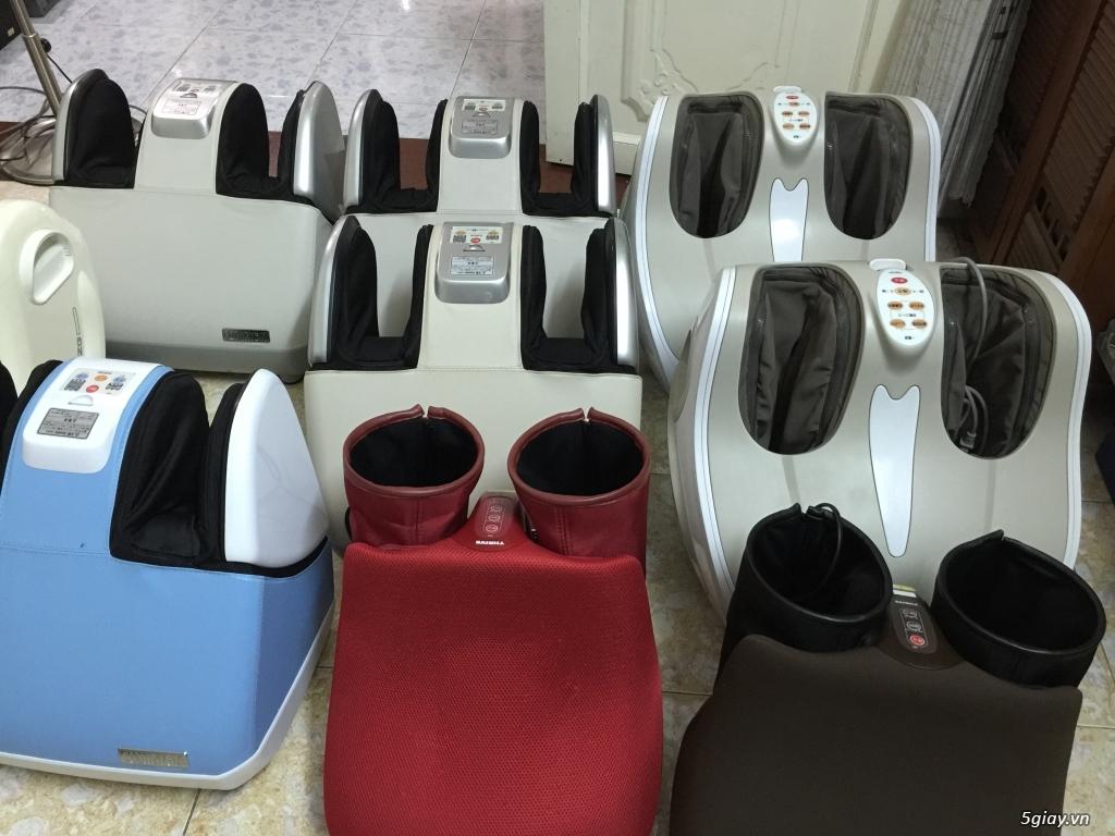 Massage chân nội địa nhật -Hàng trưng bày mới về -Model cao cấp-Giá rẻ - 1