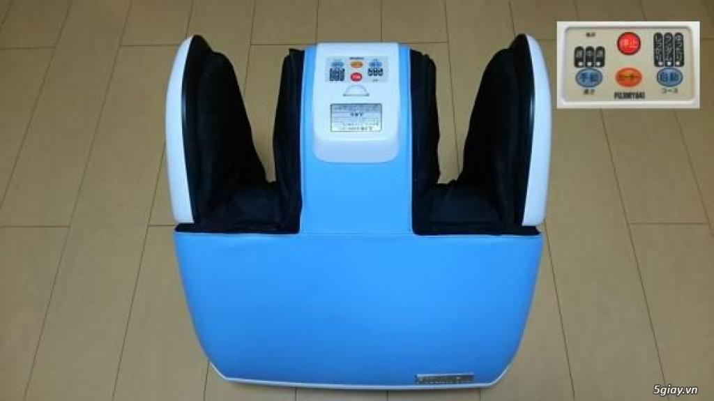 Massage chân nội địa nhật -Hàng trưng bày mới về -Model cao cấp-Giá rẻ - 7
