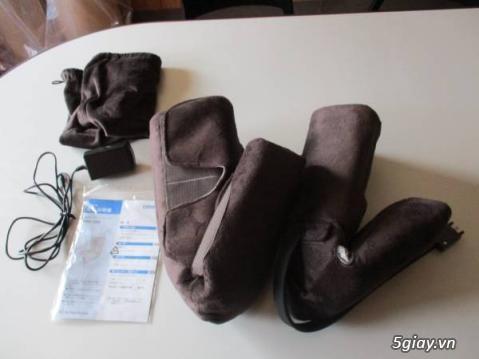 Massage chân nội địa nhật -Hàng trưng bày mới về -Model cao cấp-Giá rẻ - 29