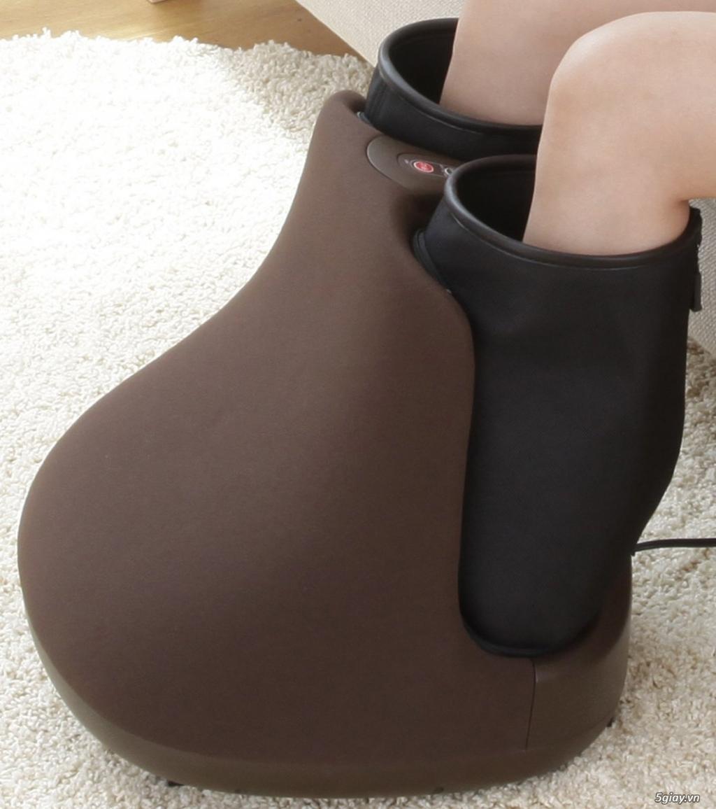 Massage chân nội địa nhật -Hàng trưng bày mới về -Model cao cấp-Giá rẻ - 19