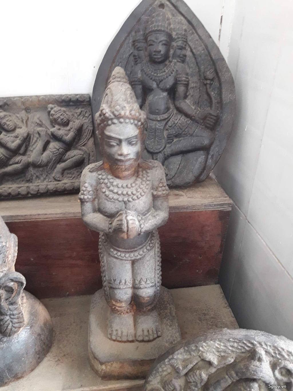 Mô hình tháp chăm gốm Bàu Trúc Ninh Thuận - 4