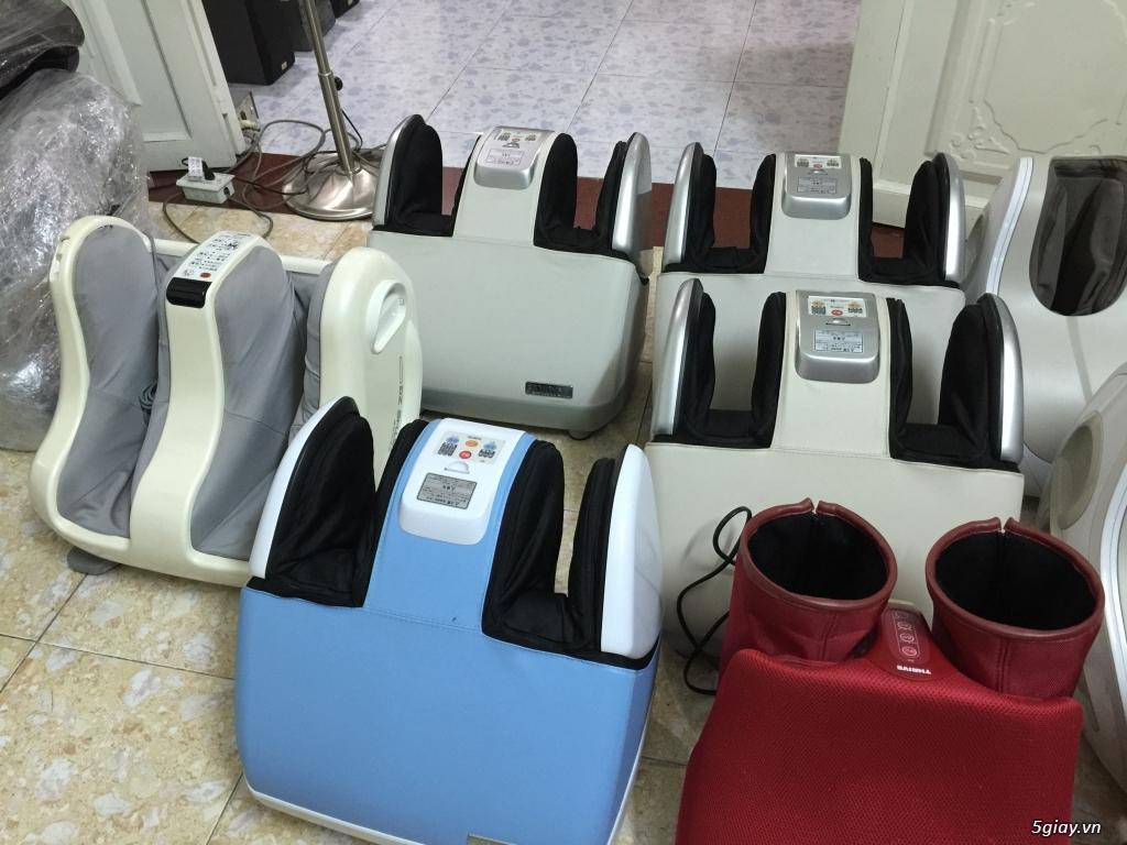 Massage chân nội địa nhật -Hàng trưng bày mới về -Model cao cấp-Giá rẻ - 2