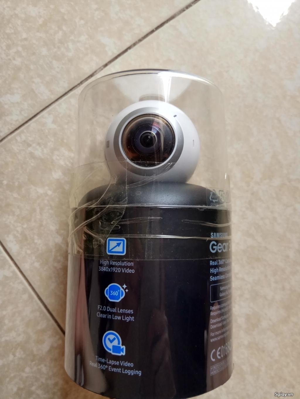 Samsung Gear 360 SM-C200 chính hãng likenew 99,9%