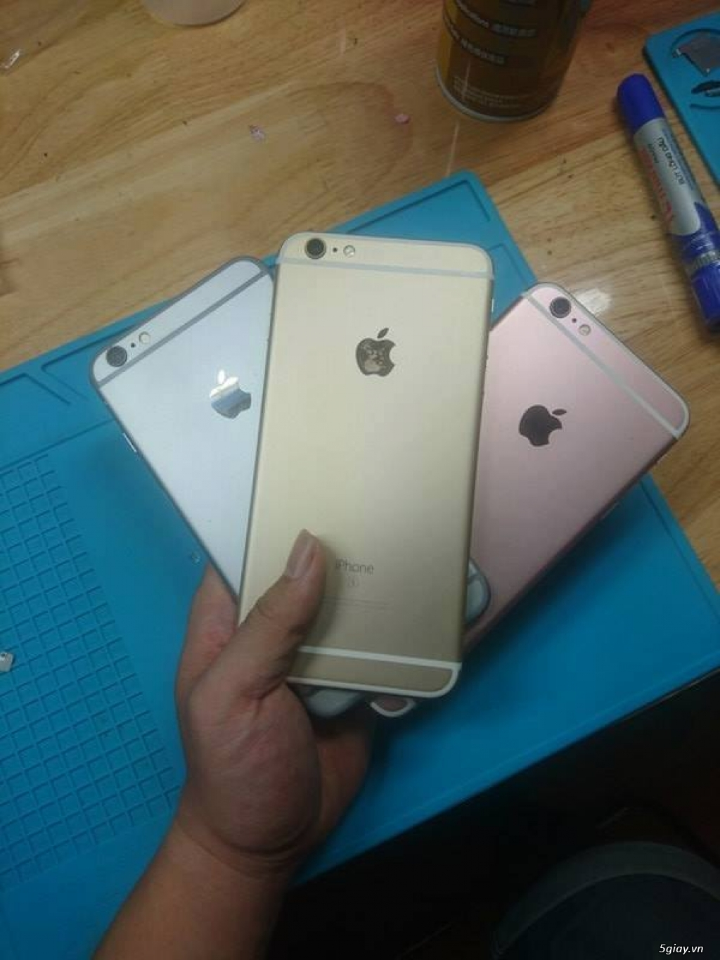 iphone 6 plus , iphone 6s , iphone 6s plus lock giá sốc chỉ 6tr7 - 4