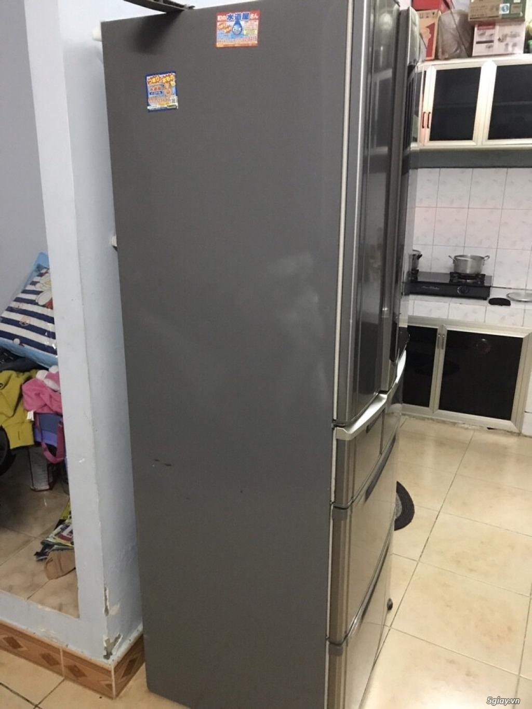 Tủ lạnh 6 cánh nội địa nhật bản - 5