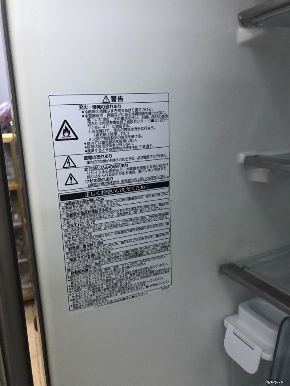 Tủ lạnh 6 cánh nội địa nhật bản - 3