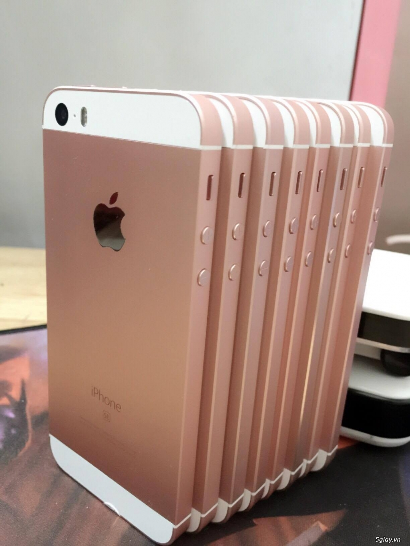 iPhone 5S-32G/Quốc Tế-Lên vỏ iP5SE Hồng/Vàng.Mới 99,9%.Vân tay nhạy!! - 2