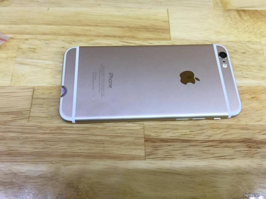 IPHONE 6 16G quốc tế màu gold likenew - 2