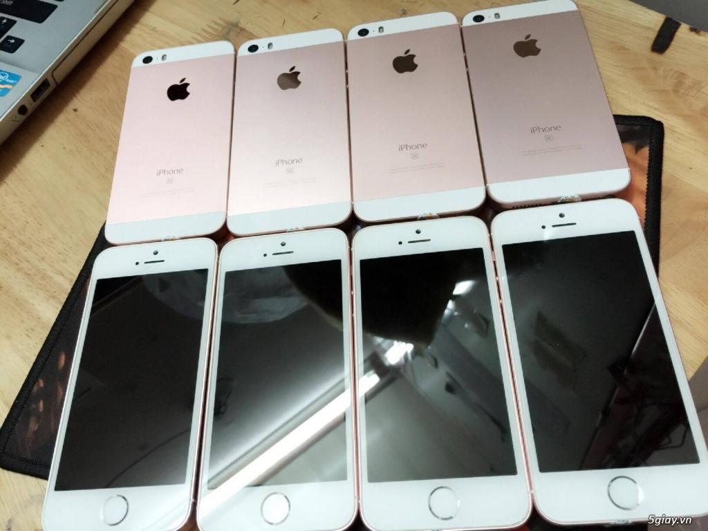 iPhone 5S-32G/Quốc Tế-Lên vỏ iP5SE Hồng/Vàng.Mới 99,9%.Vân tay nhạy!! - 1