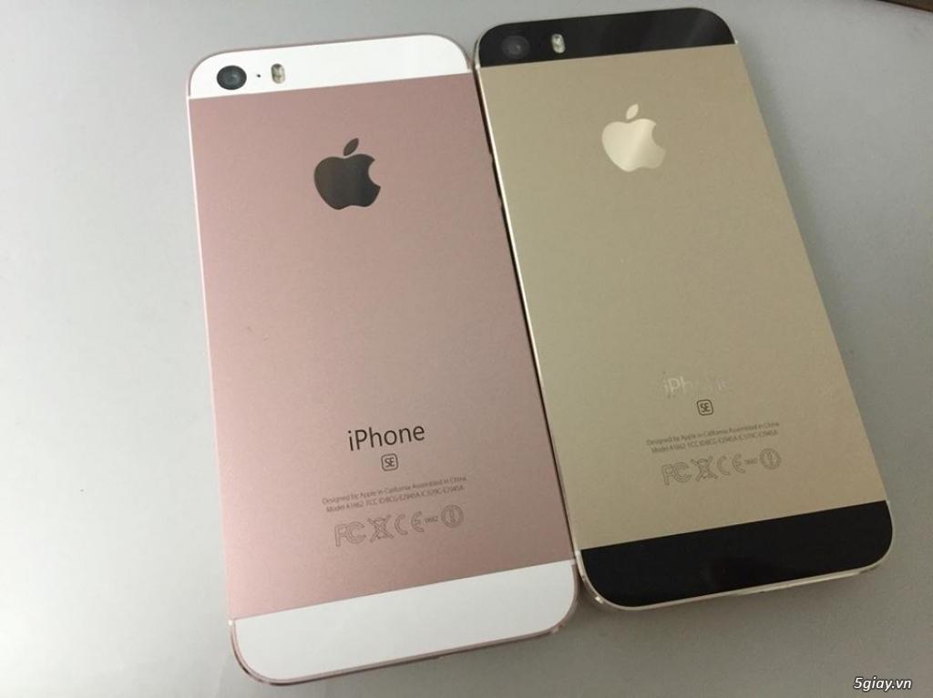 iPhone 5S-32G/Quốc Tế-Lên vỏ iP5SE Hồng/Vàng.Mới 99,9%.Vân tay nhạy!! - 13