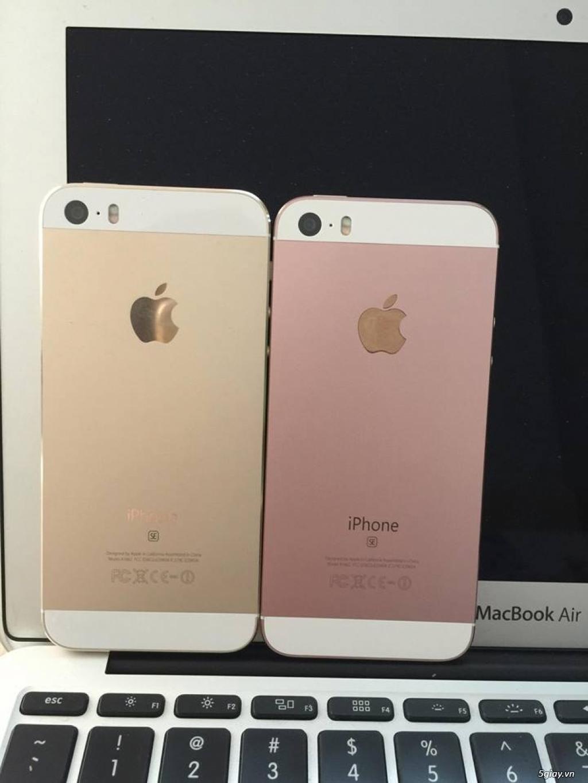 iPhone 5S-32G/Quốc Tế-Lên vỏ iP5SE Hồng/Vàng.Mới 99,9%.Vân tay nhạy!! - 12