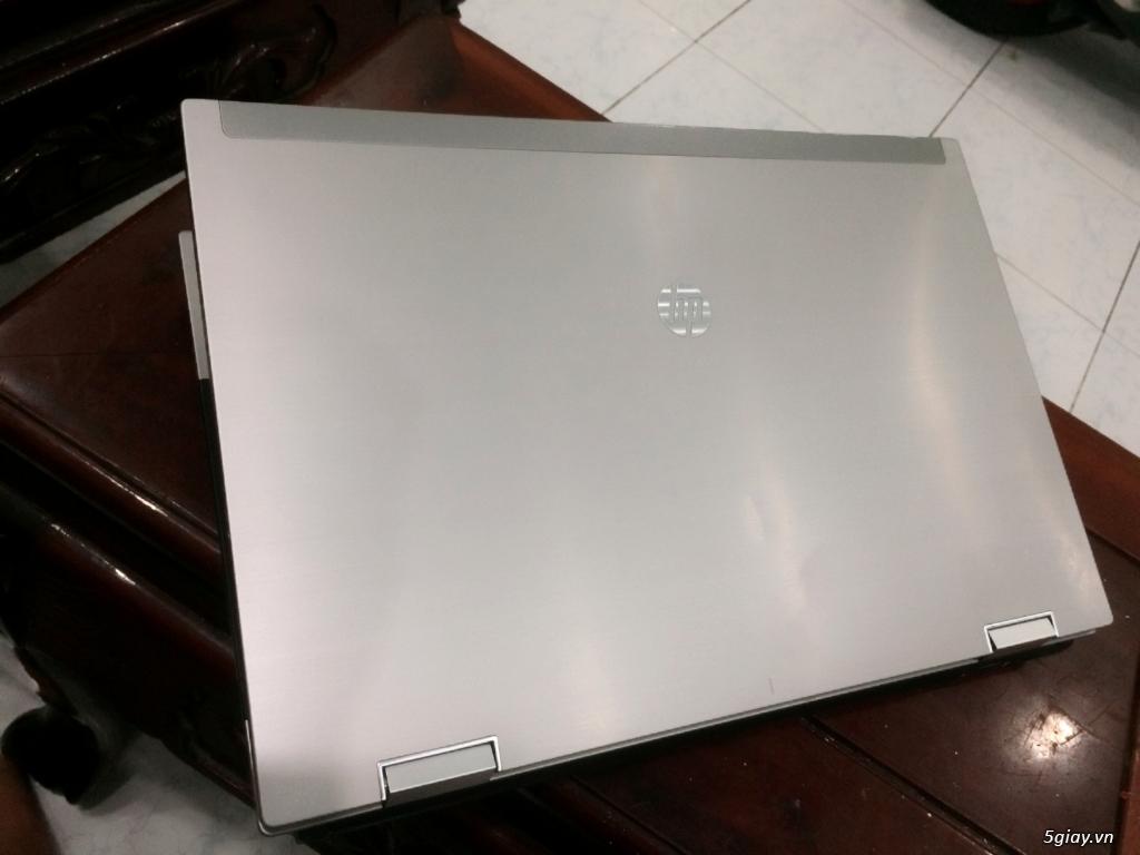 HP EliTeBook 8540p 15.6 Phím số Gía Rẻ Car Khũng Games, Đồ Họa - 2