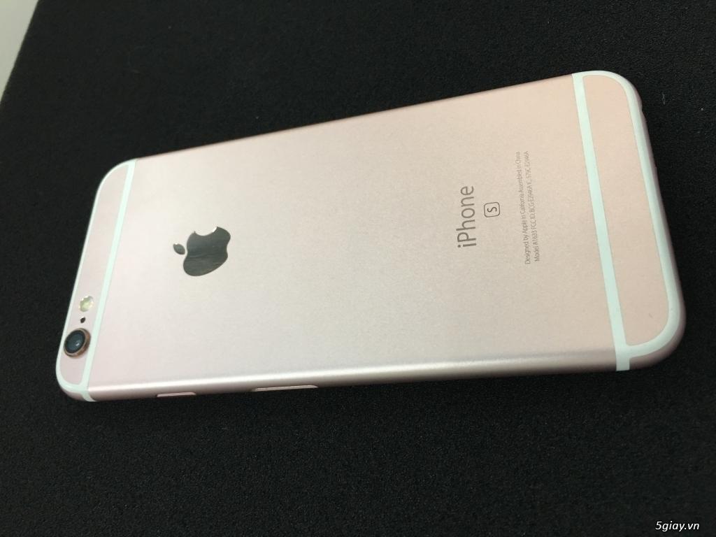 iphone6s 64gb gold like newwwwww - 1