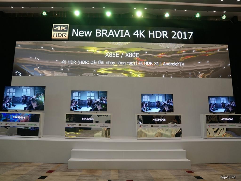 Loạt tivi Sony OLED 4K HDR năm 2017 - 188379