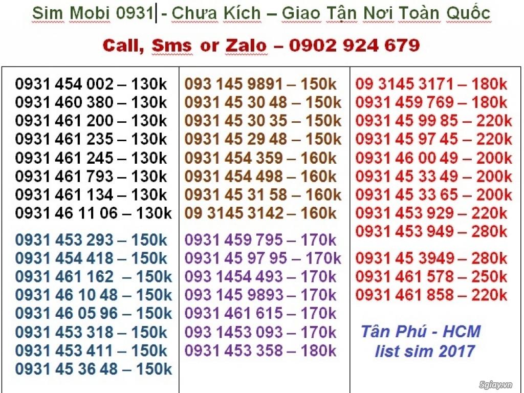 Sim mobi phong thủy, sim ông địa 78, giá siêu rẻ, giao siêu nhanh.