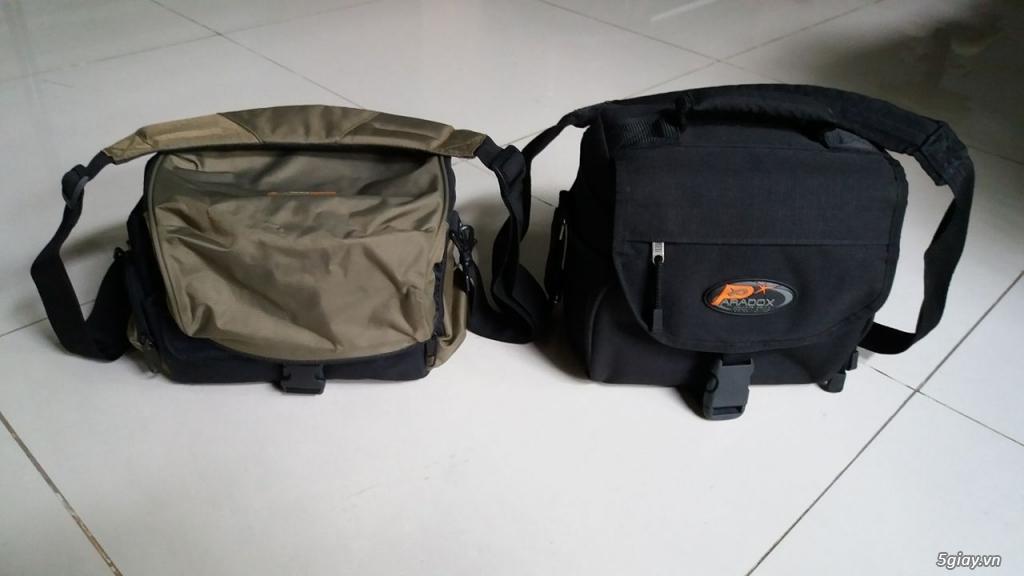 Q12 - Bán 2 túi đựng máy ảnh