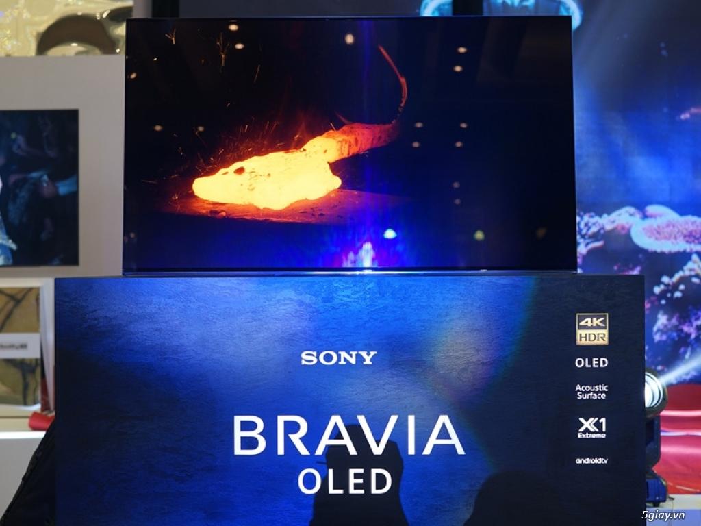 Loạt tivi Sony OLED 4K HDR năm 2017 - 188376