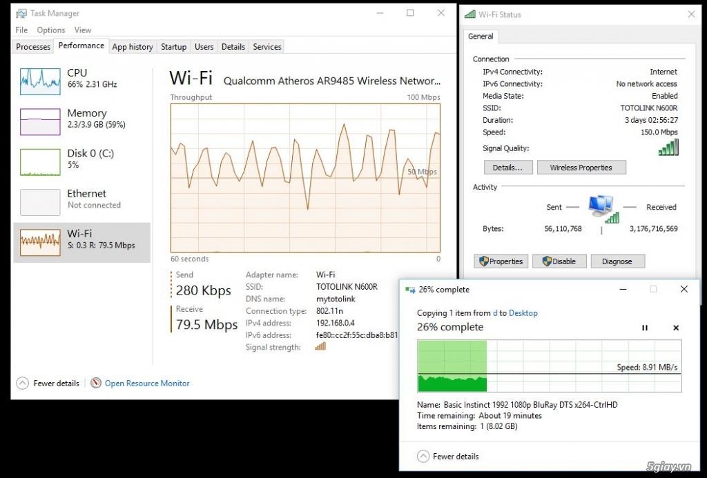 """Trên tay Totolink N600R: thiết bị WiFi chuẩn N tốc độ """"tối đa"""" 600mbps - 188406"""