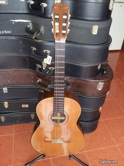 Matsouka guitar M 40, M 50, M60 Jacaranda, M 85 có EQ. MJ 30-8, GF 30 - 11