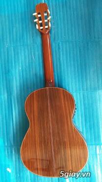 Matsouka guitar M 40, M 50, M60 Jacaranda, M 85 có EQ. MJ 30-8, GF 30 - 18