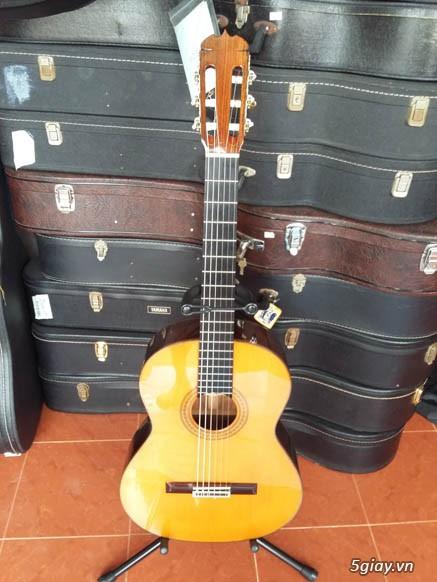 Matsouka guitar M 40, M 50, M60 Jacaranda, M 85 có EQ. MJ 30-8, GF 30