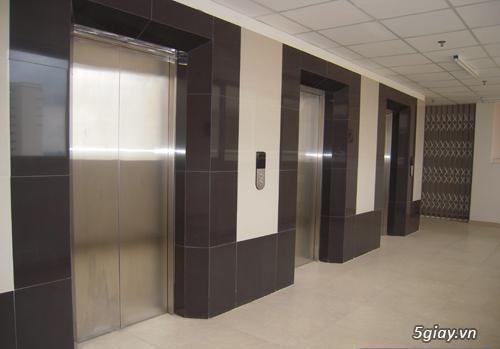 Cho thuê  cc Đức Khải, Bình Khánh Q2 95m2 3pn.Lầu cao. Full NT 11,5tr
