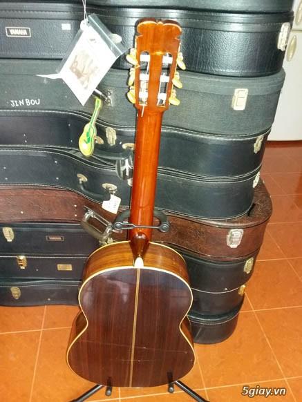 Matsouka guitar M 40, M 50, M60 Jacaranda, M 85 có EQ. MJ 30-8, GF 30 - 21