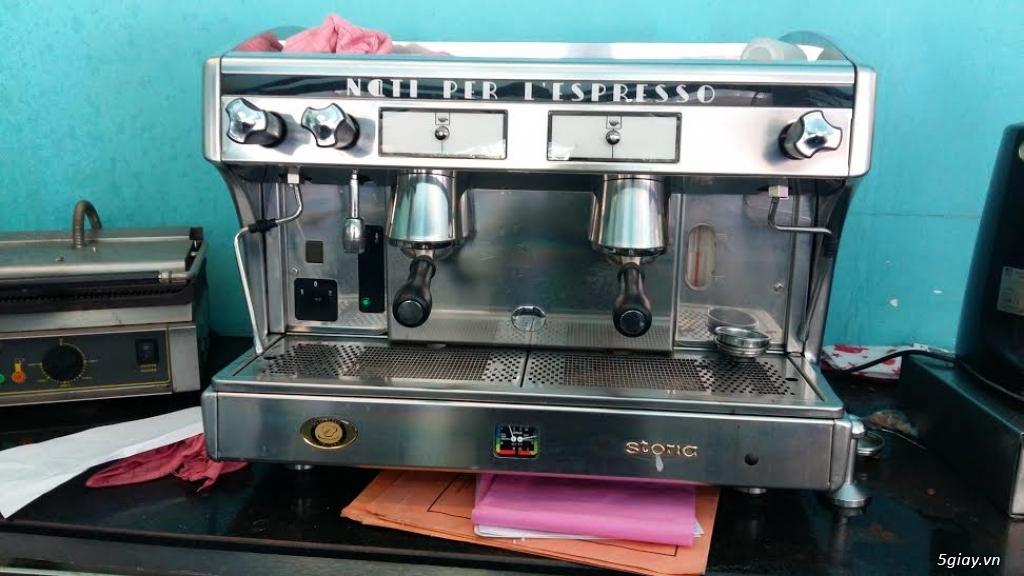 Thanh lý máy pha cafe - 1