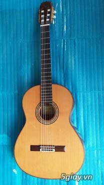 Matsouka guitar M 40, M 50, M60 Jacaranda, M 85 có EQ. MJ 30-8, GF 30 - 14