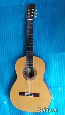 Matsouka guitar M 40, M 50, M60 Jacaranda, M 85 có EQ. MJ 30-8, GF 30 - 8