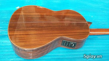 Matsouka guitar M 40, M 50, M60 Jacaranda, M 85 có EQ. MJ 30-8, GF 30 - 17