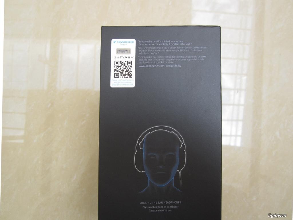Tai Nghe Sennheiser HD 598 CS, Fullbox, Nguyên Seal, 100% !!! - 1