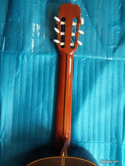 Matsouka guitar M 40, M 50, M60 Jacaranda, M 85 có EQ. MJ 30-8, GF 30 - 5