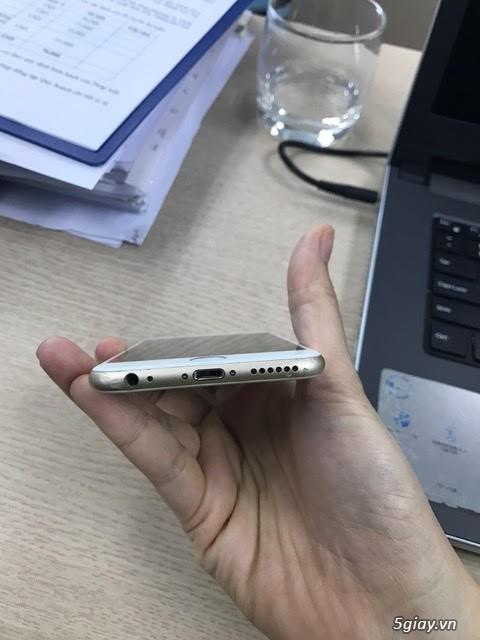 Bán Iphone 6 gold 128Gb bản quốc tế - 4