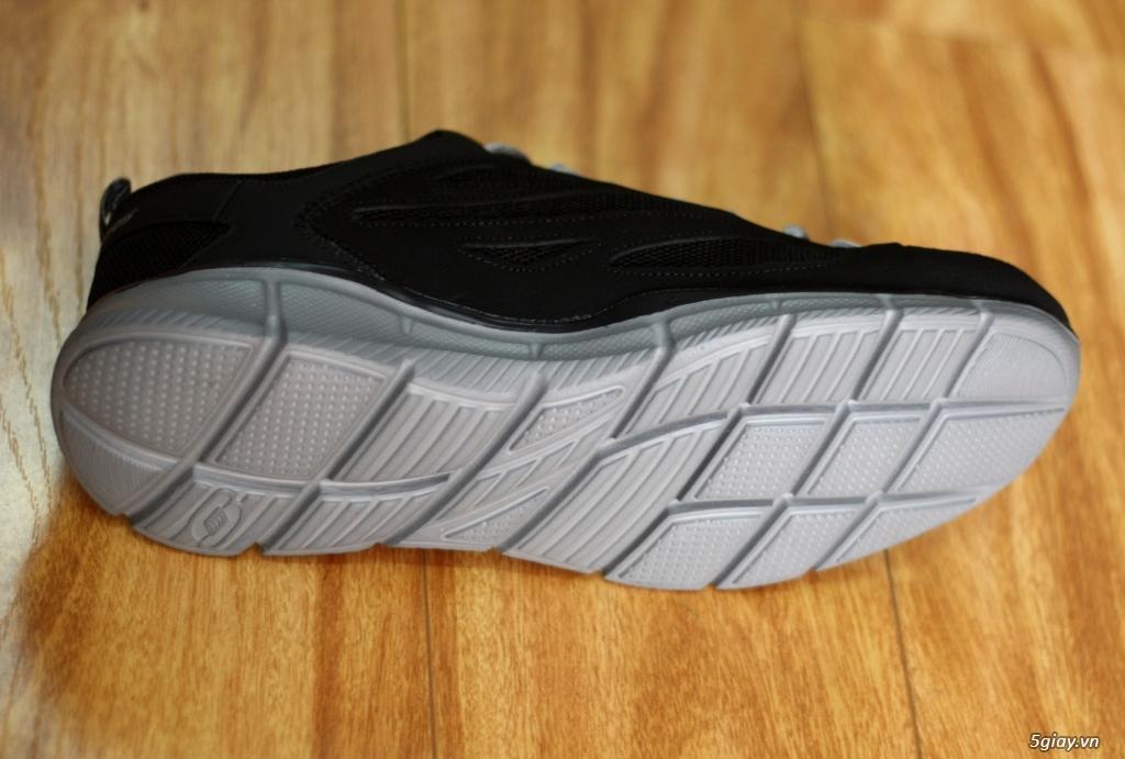 Giày thể thao chạy bộ,đi bộ tập gym Sketchers Memory Foam - 1