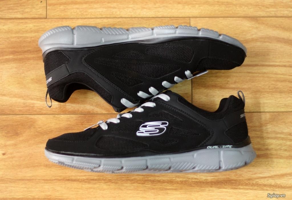Giày thể thao chạy bộ,đi bộ tập gym Sketchers Memory Foam - 3