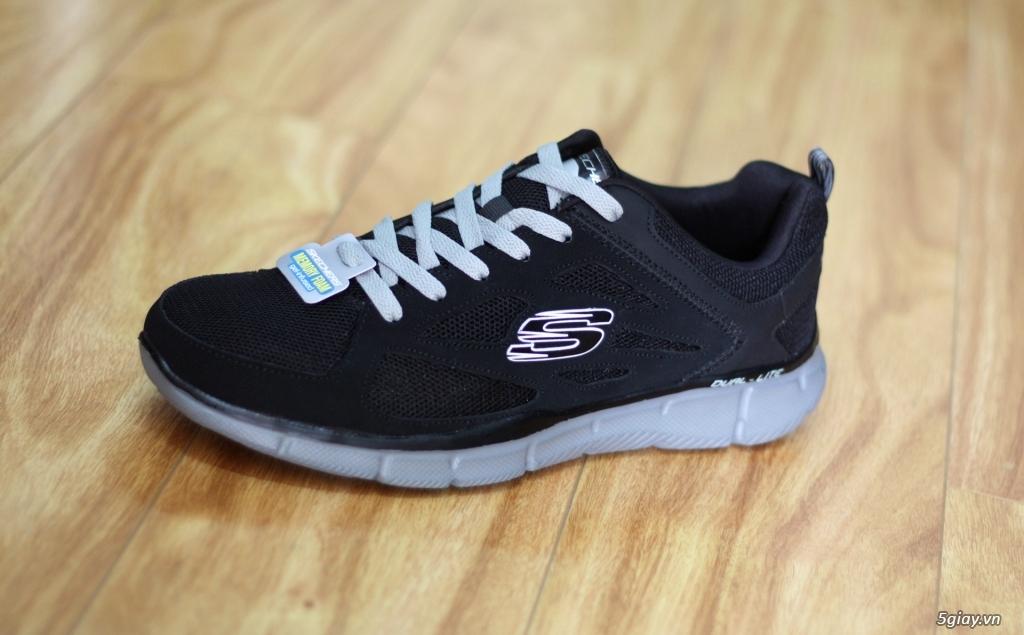Giày thể thao chạy bộ,đi bộ tập gym Sketchers Memory Foam