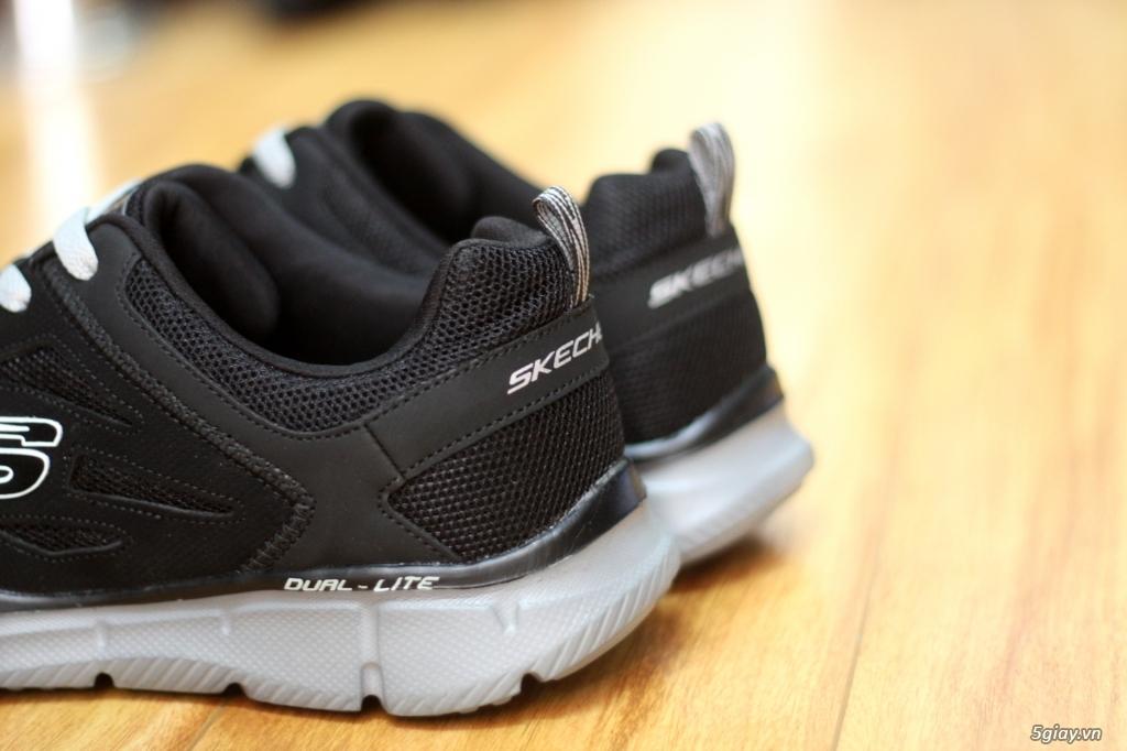 Giày thể thao chạy bộ,đi bộ tập gym Sketchers Memory Foam - 2
